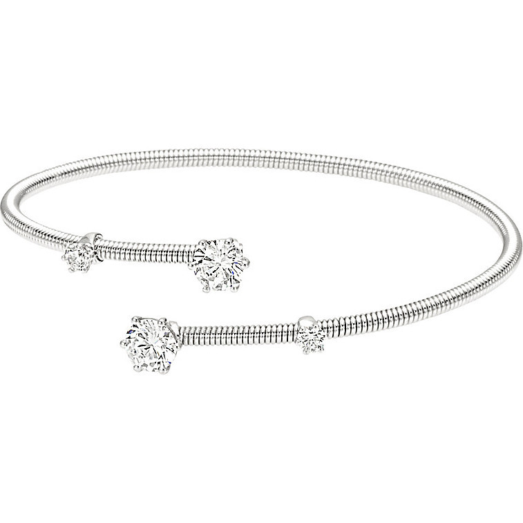 bracelet woman jewellery Bliss Silver Light 20061886