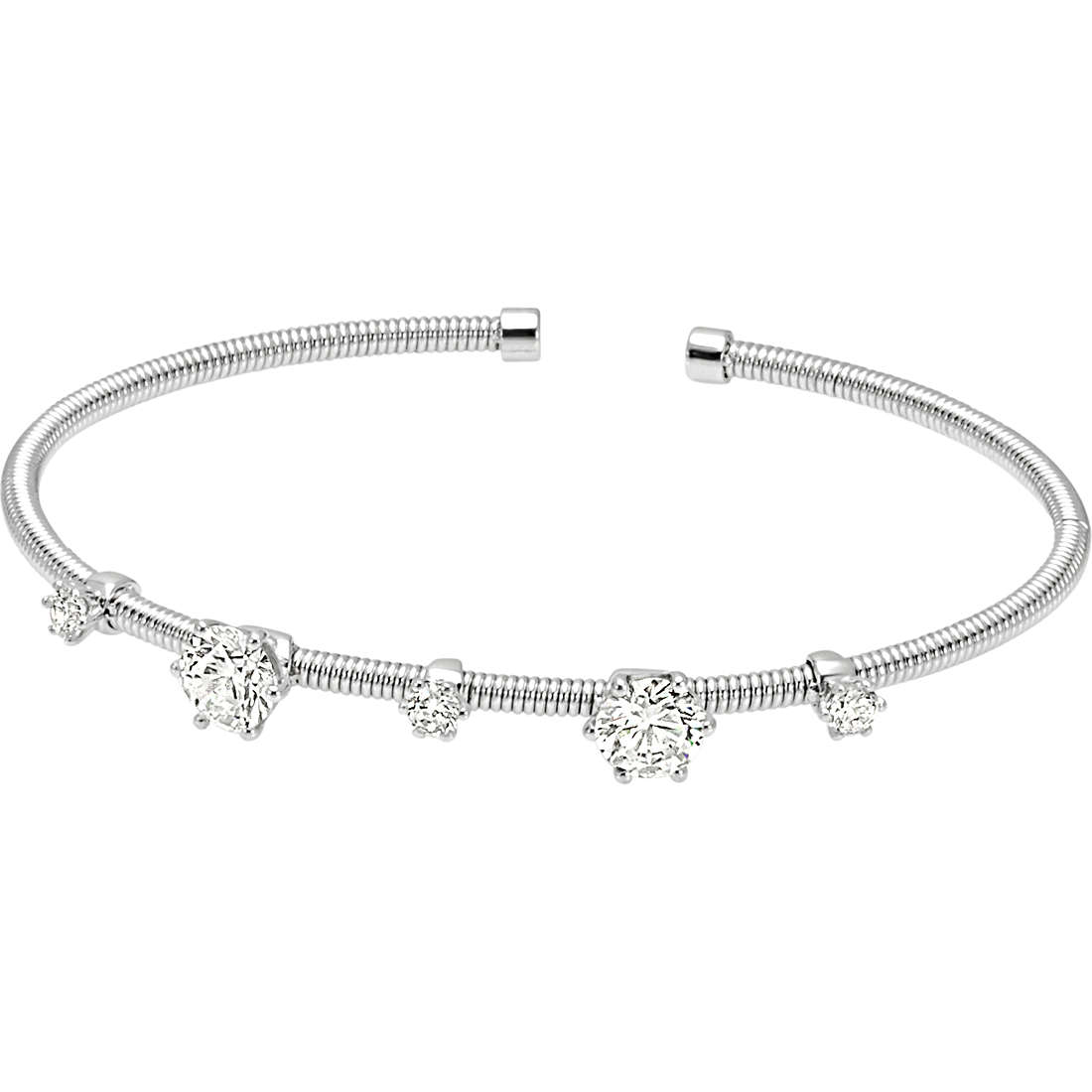 bracelet woman jewellery Bliss Silver Light 20061891