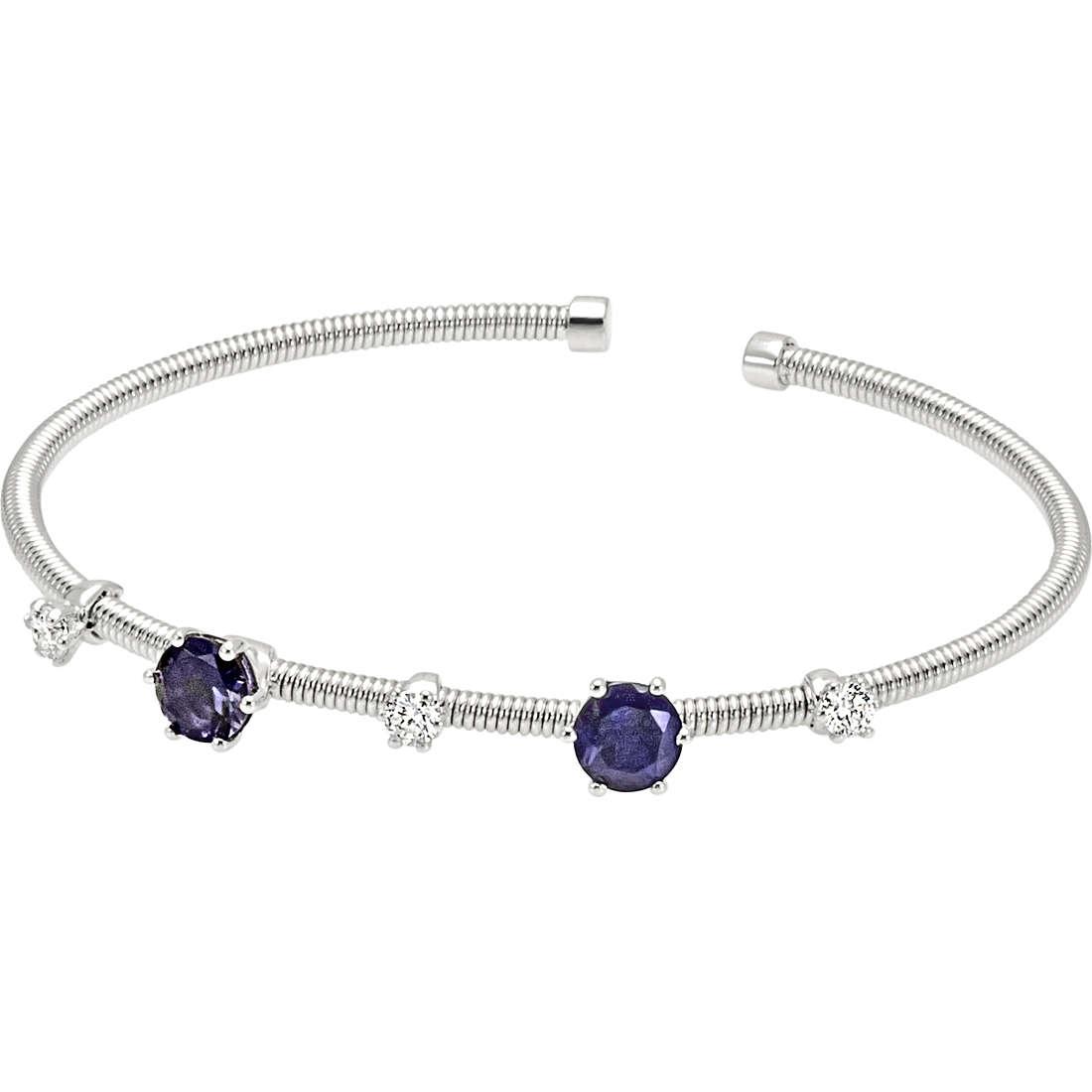 bracelet woman jewellery Bliss Silver Light 20061893