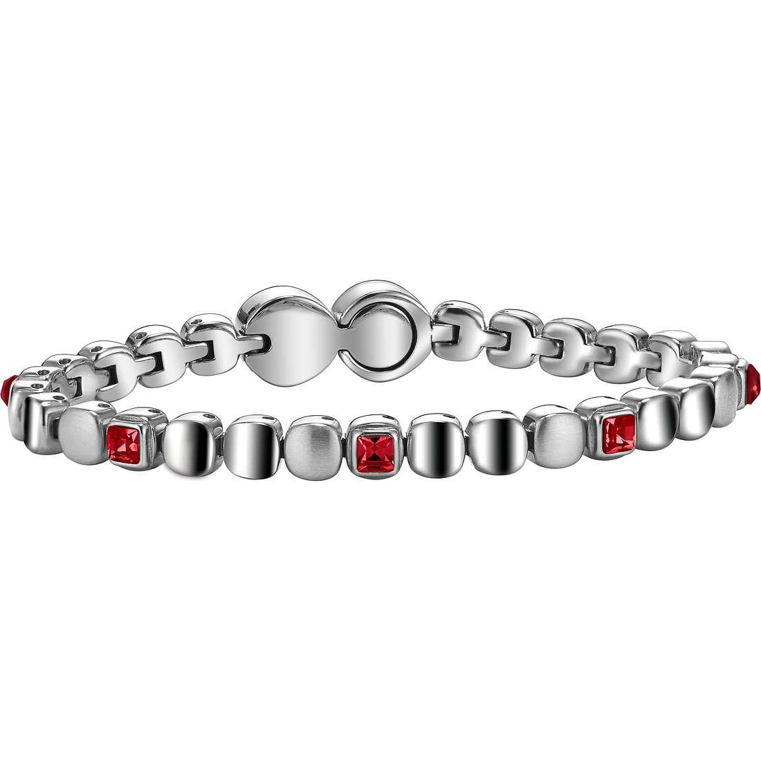 bracelet woman jewellery Breil Rolling Diamonts TJ1454