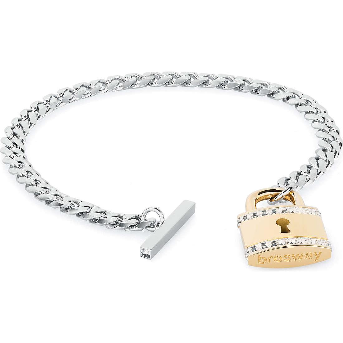 bracelet woman jewellery Brosway Private BPV12