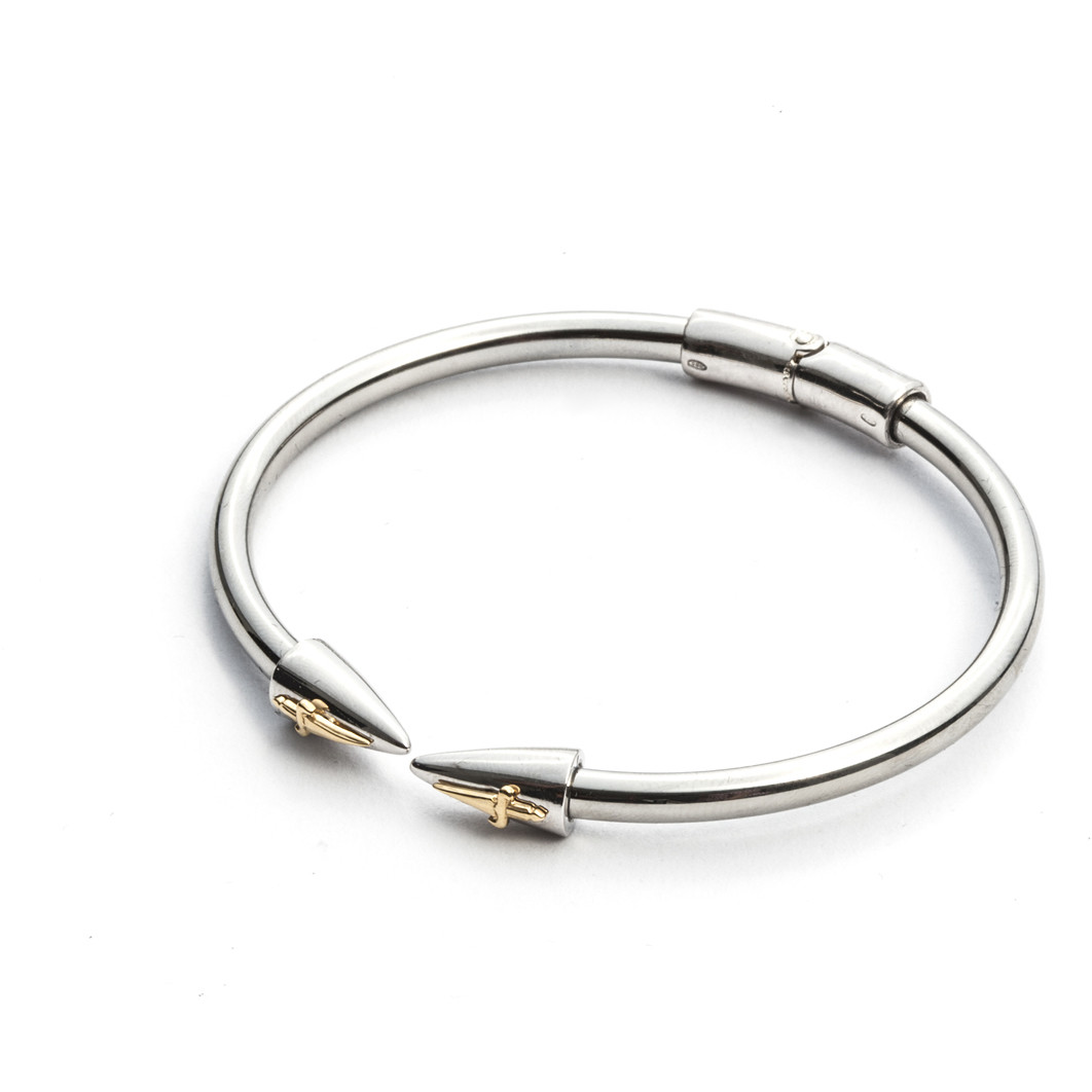 bracelet woman jewellery Cesare Paciotti JPBR1281B