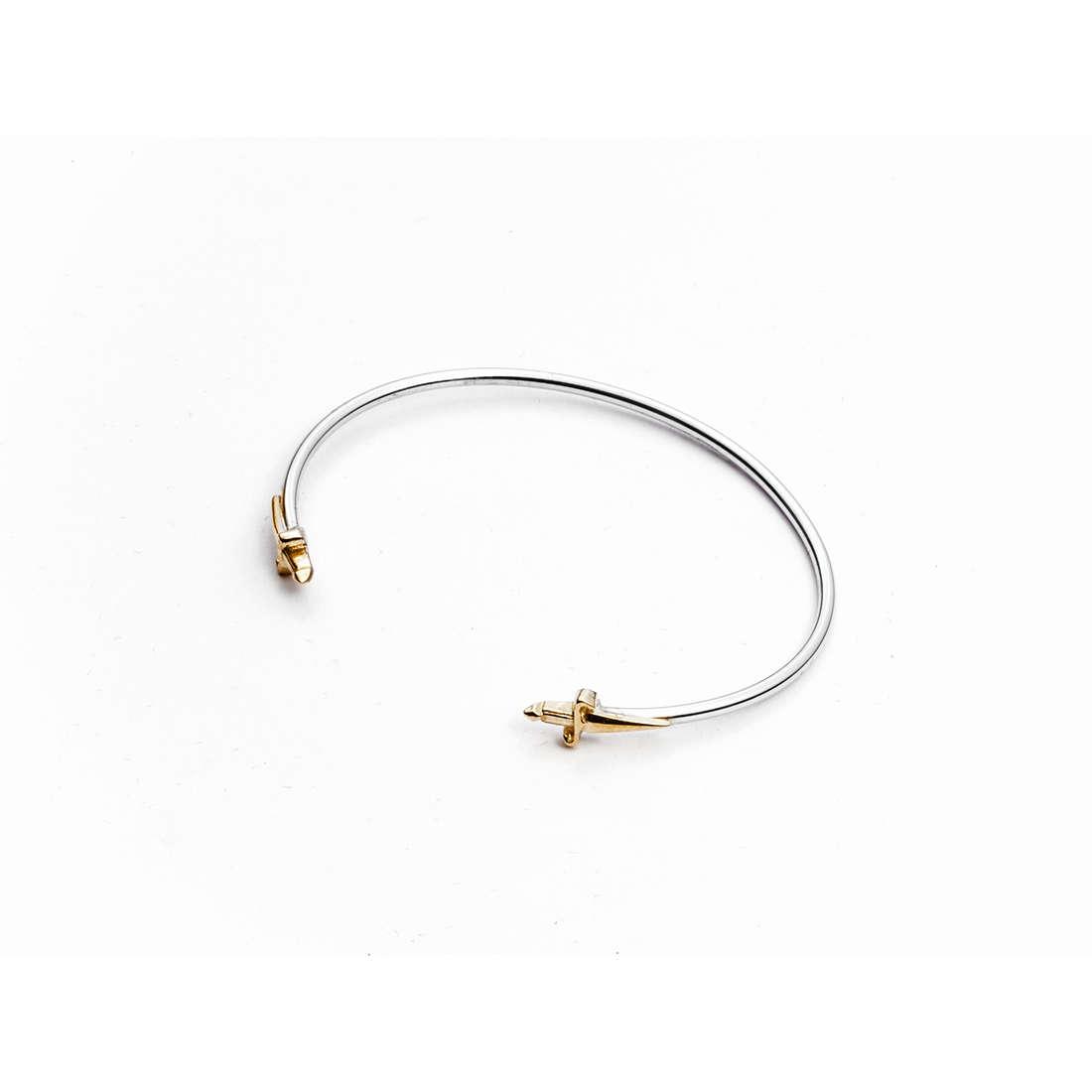 bracelet woman jewellery Cesare Paciotti JPBR1304G