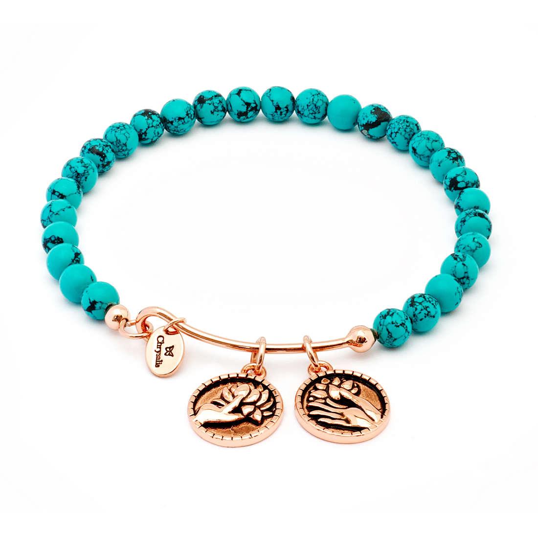 bracelet woman jewellery Chrysalis CRBH0102RG