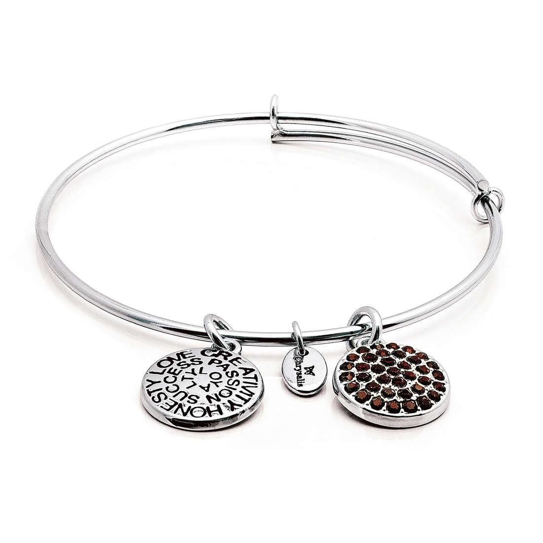 bracelet woman jewellery Chrysalis CRBT0101SP