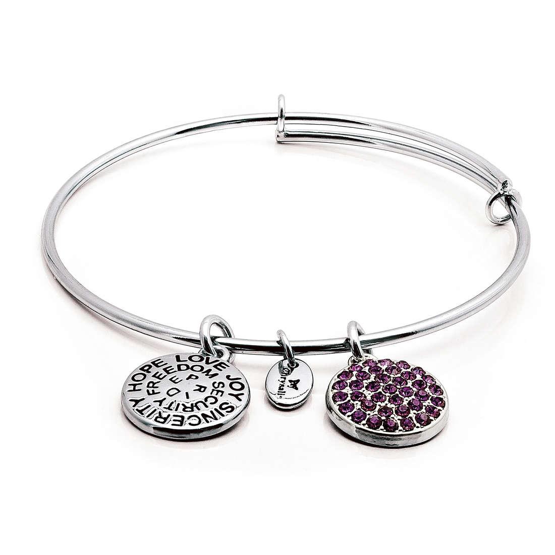 bracelet woman jewellery Chrysalis CRBT0102SP