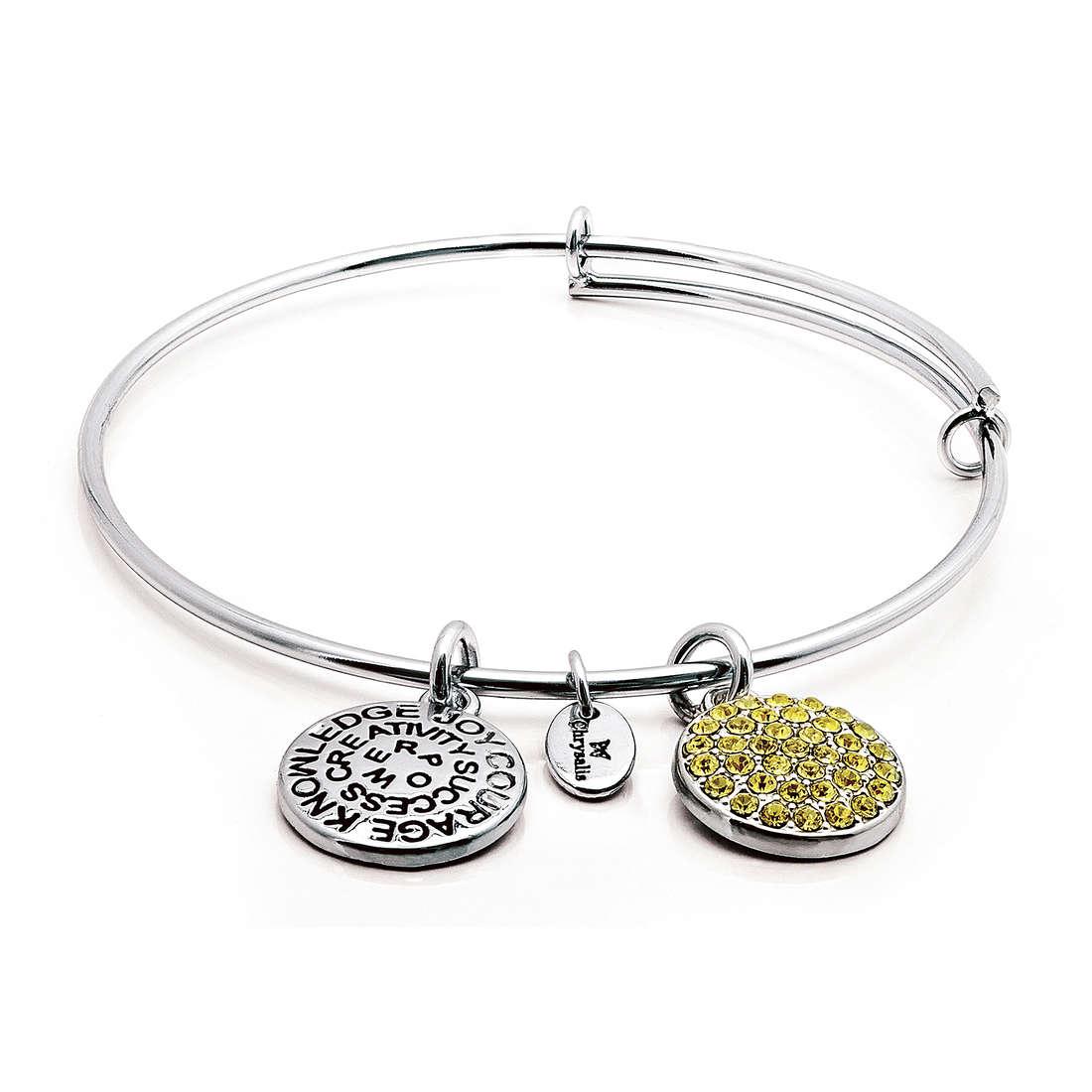 bracelet woman jewellery Chrysalis CRBT0111SP