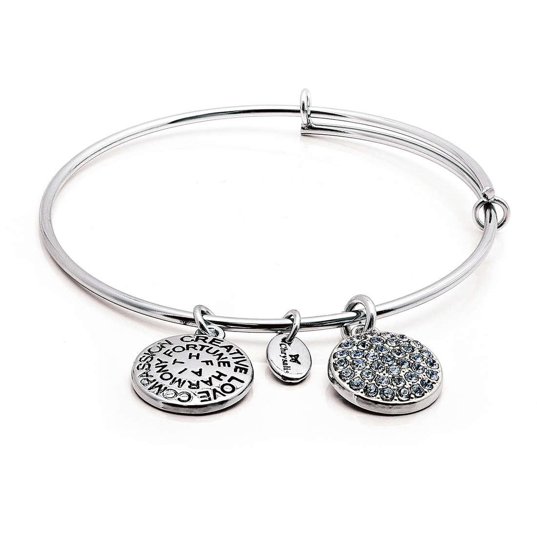 bracelet woman jewellery Chrysalis CRBT0112SP