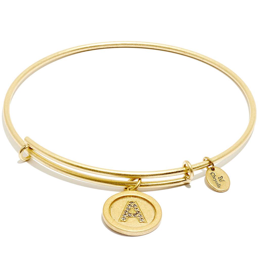 bracelet woman jewellery Chrysalis CRBT05AGP