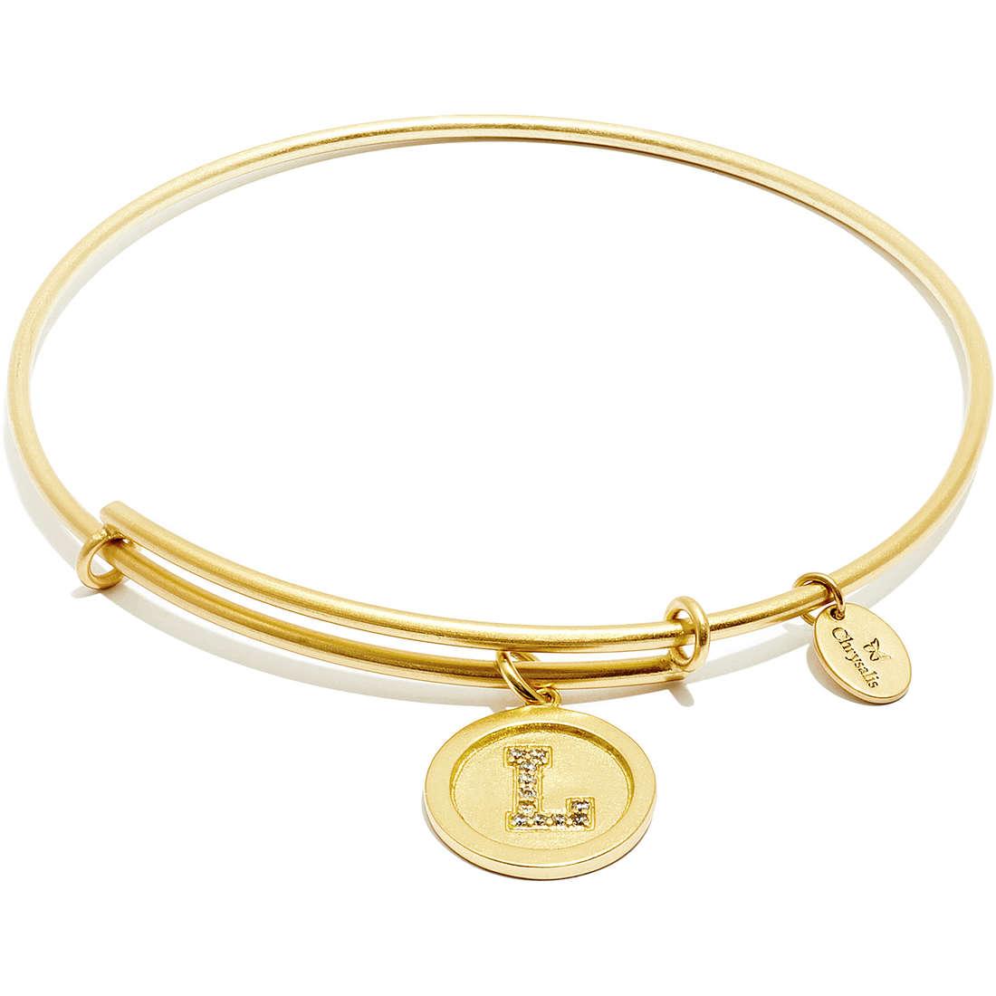 bracelet woman jewellery Chrysalis CRBT05LGP