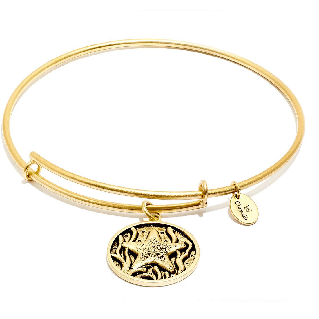 bracelet woman jewellery Chrysalis CRBT0604GP