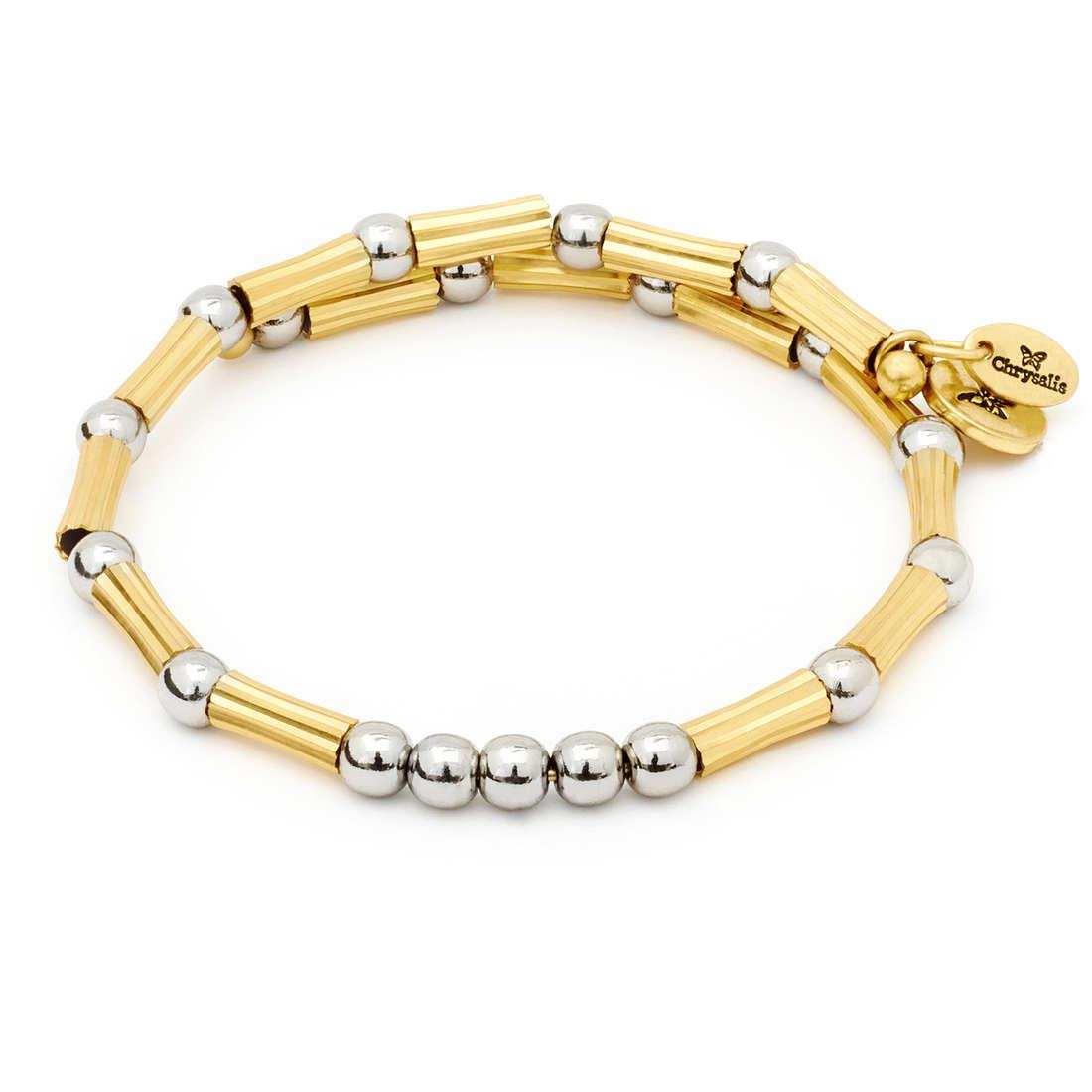 bracelet woman jewellery Chrysalis CRBW0002GS