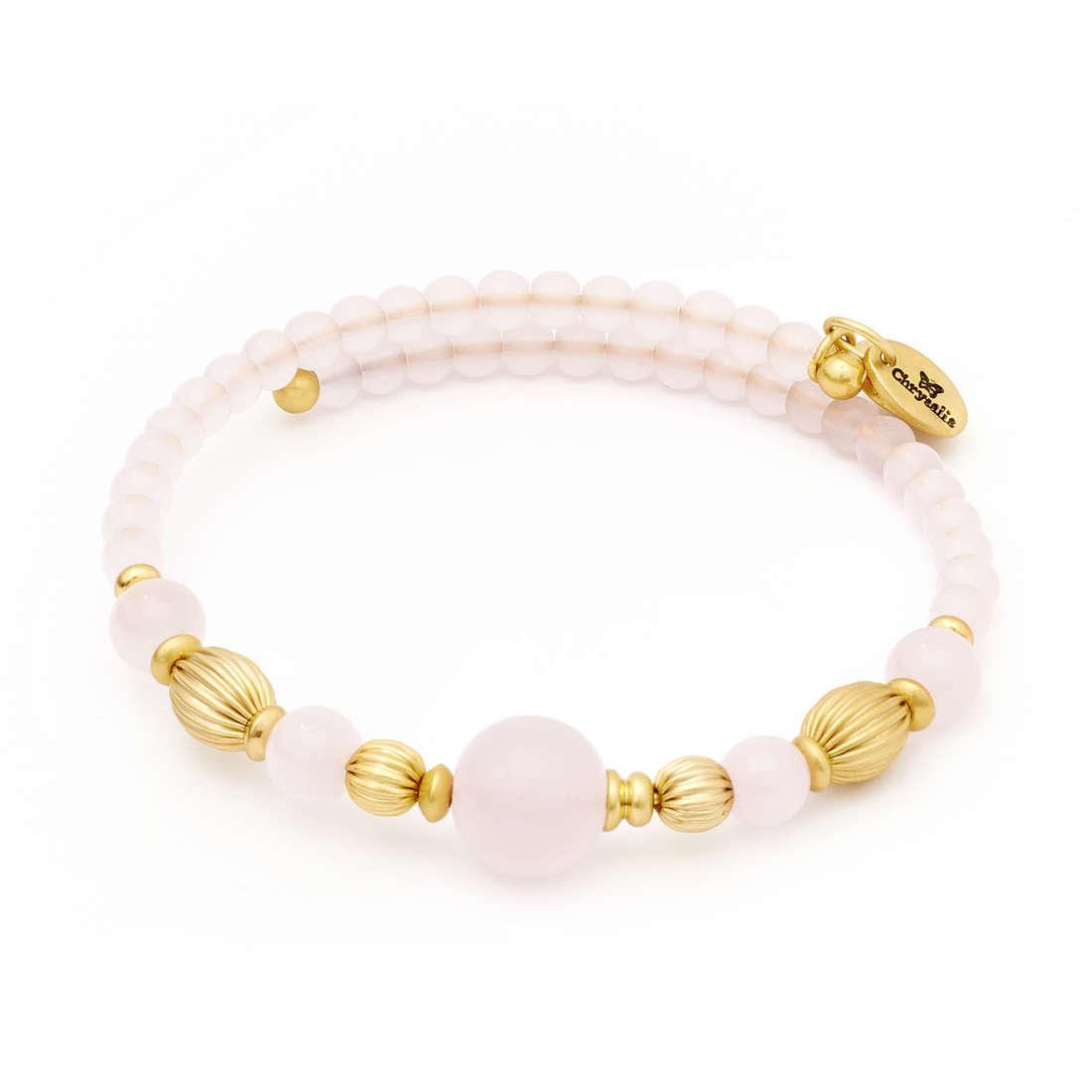 bracelet woman jewellery Chrysalis CRBW0006GPPIGL