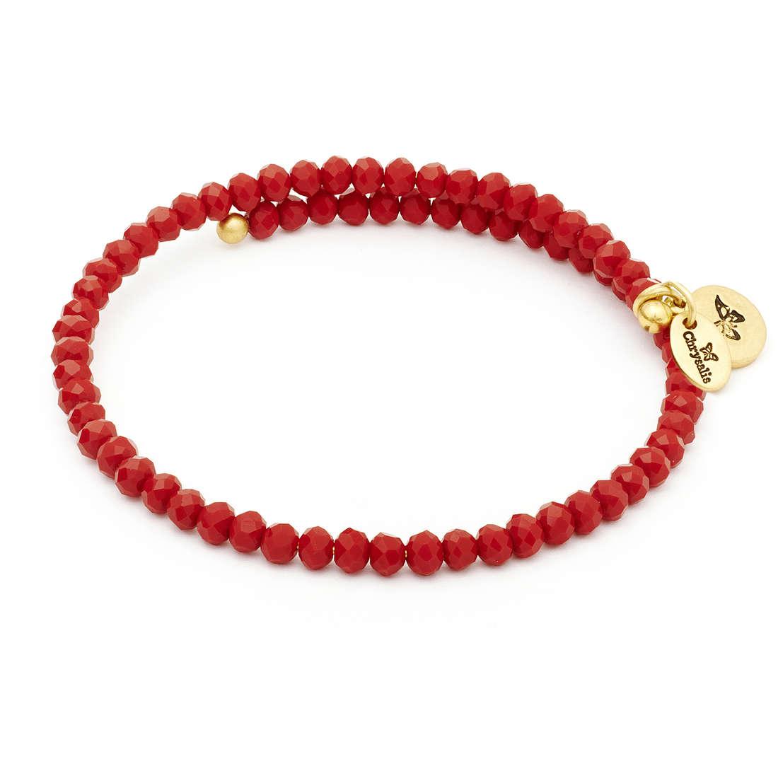 bracelet woman jewellery Chrysalis CRBW0015GPRED