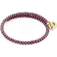 bracelet woman jewellery Chrysalis Gaia CRBW0015GPAMET