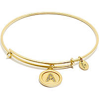 bracelet woman jewellery Chrysalis Iniziali CRBT05AGP