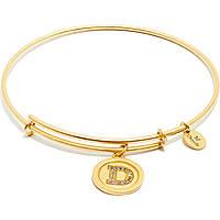 bracelet woman jewellery Chrysalis Iniziali CRBT05DGP