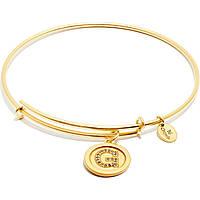 bracelet woman jewellery Chrysalis Iniziali CRBT05GGP