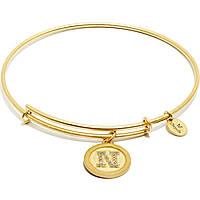 bracelet woman jewellery Chrysalis Iniziali CRBT05NGP