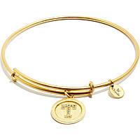 bracelet woman jewellery Chrysalis Iniziali CRBT05TGP
