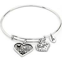bracelet woman jewellery Chrysalis Pensando A Te CRBT0721SP