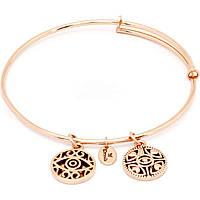 bracelet woman jewellery Chrysalis Serenity CRBT0310RG
