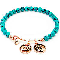 bracelet woman jewellery Chrysalis Tranquility CRBH0102RG
