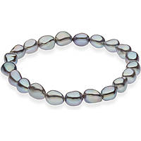 bracelet woman jewellery Comete Fantasie di perle BBQ 123