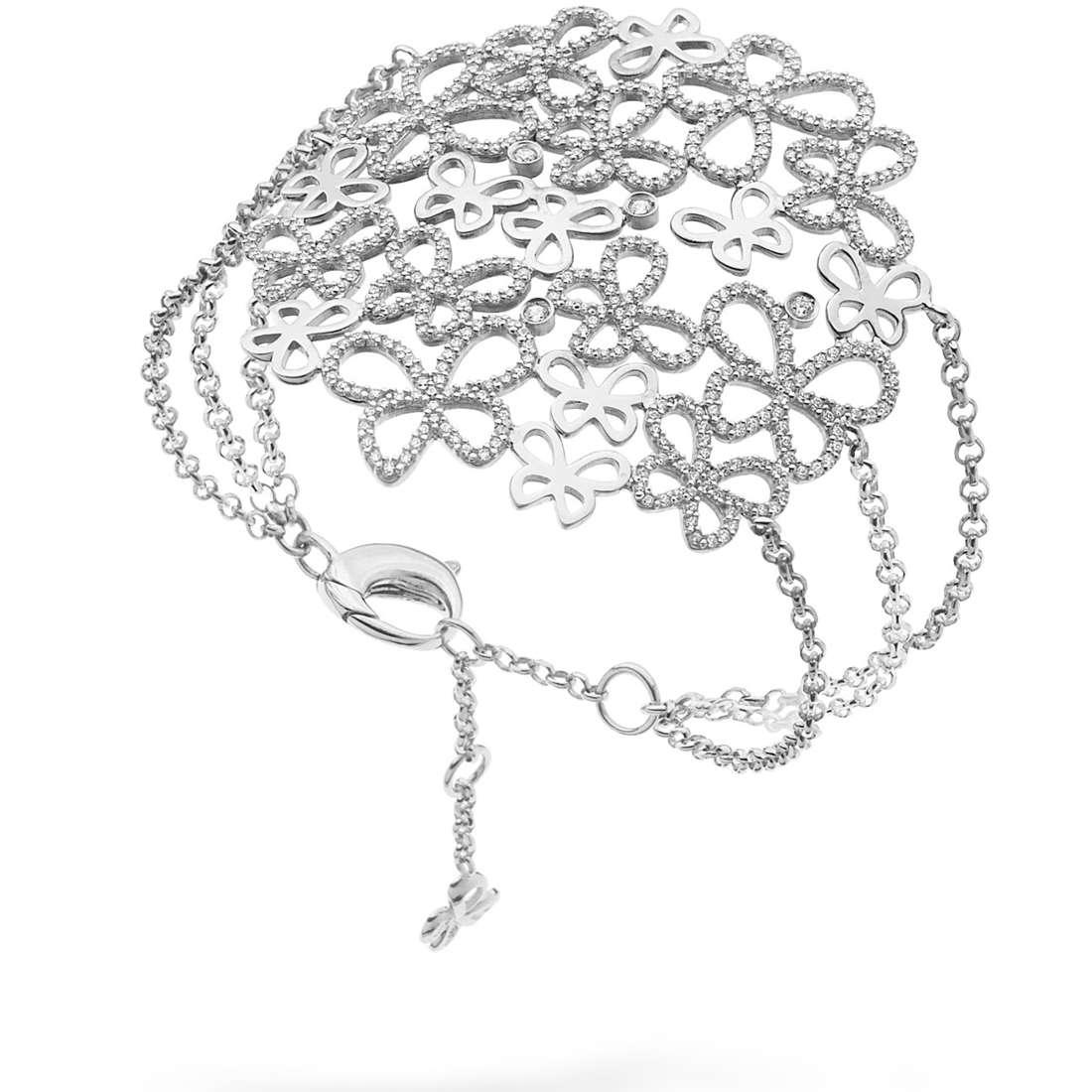 bracelet woman jewellery Comete Farfalle BRA 134