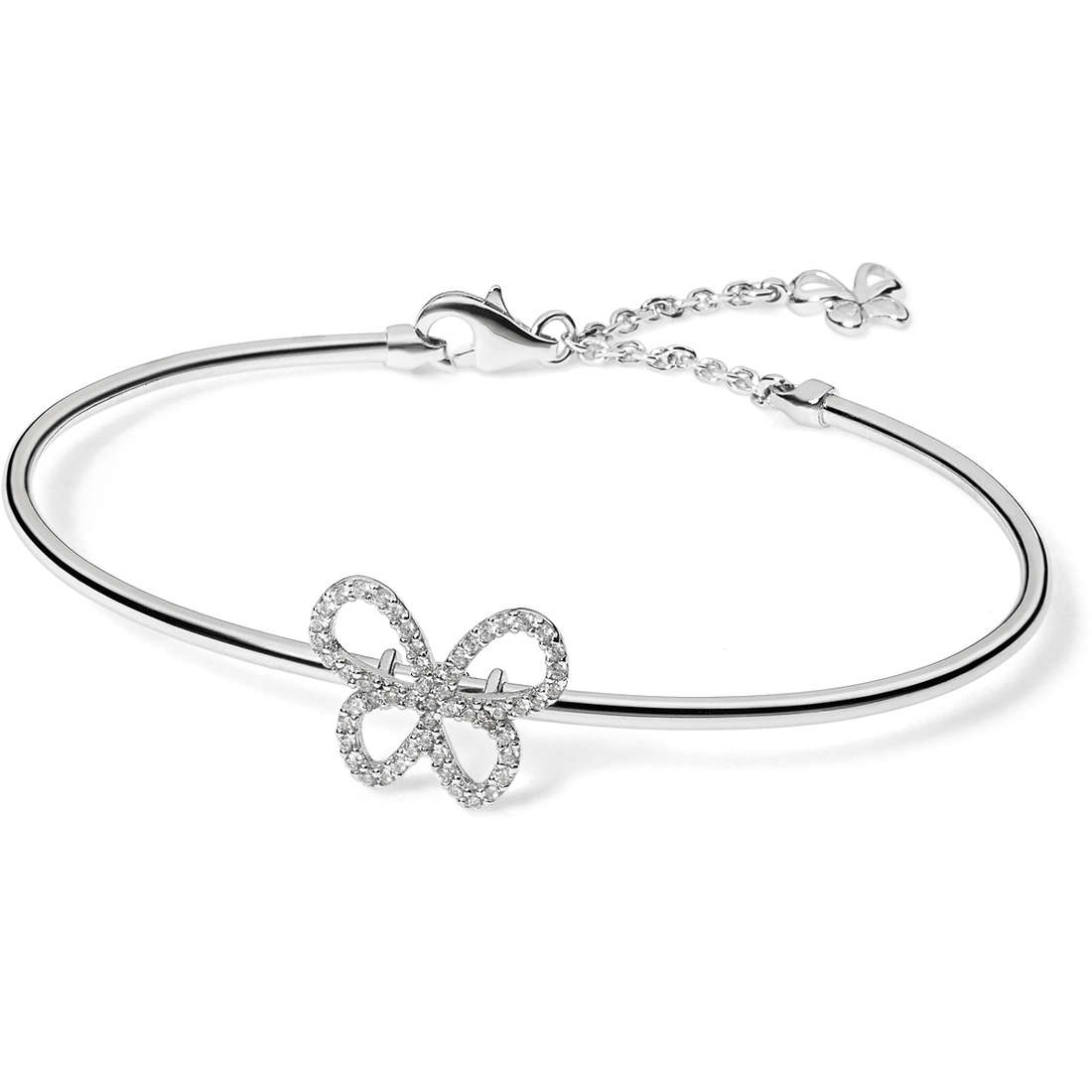 bracelet woman jewellery Comete Farfalle BRA 136