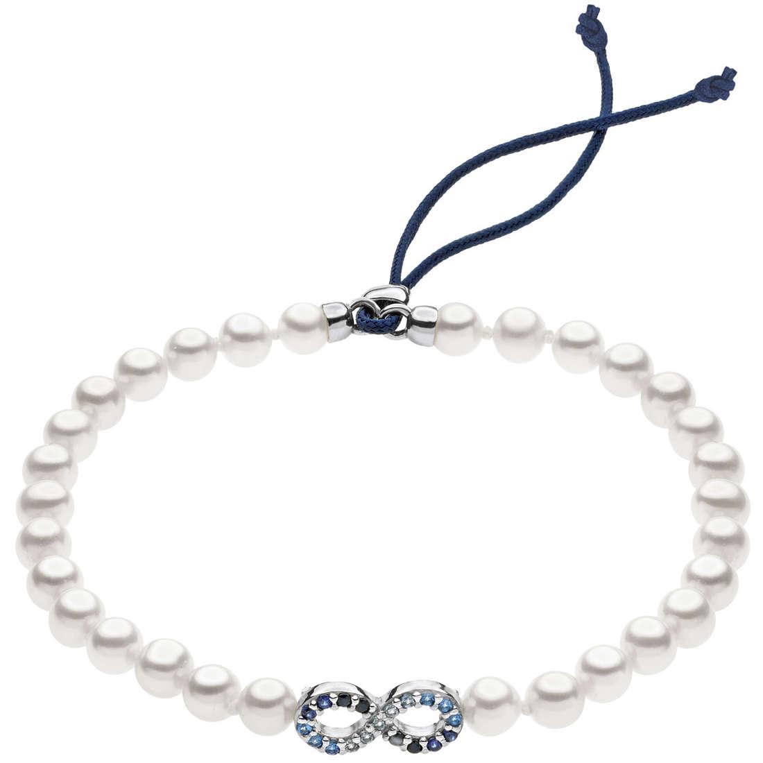 bracelet woman jewellery Comete Infinito BRQ 202 B