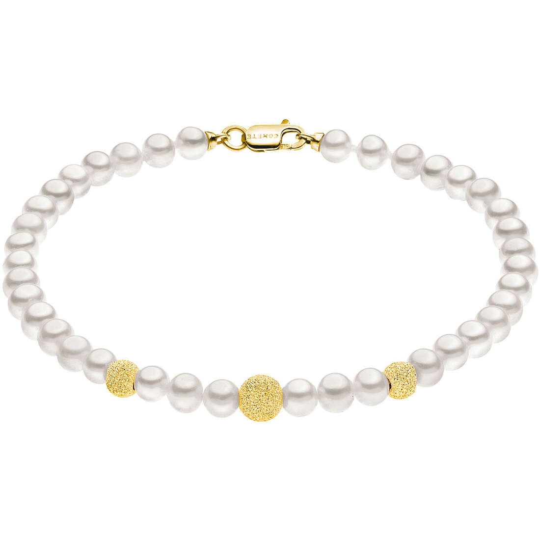 bracelet woman jewellery Comete Perla BRQ 195 G