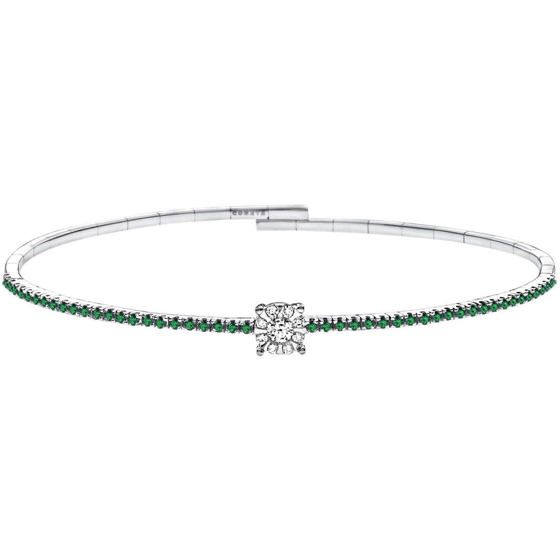 bracelet woman jewellery Comete Pietre preziose colorate BRT 238