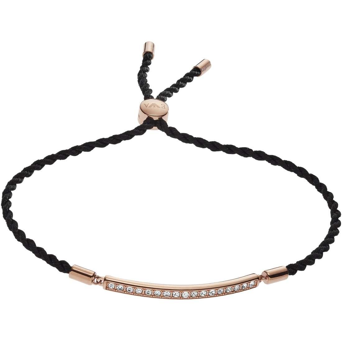 bracelet woman jewellery Emporio Armani Architectural Elegance EGS2190221