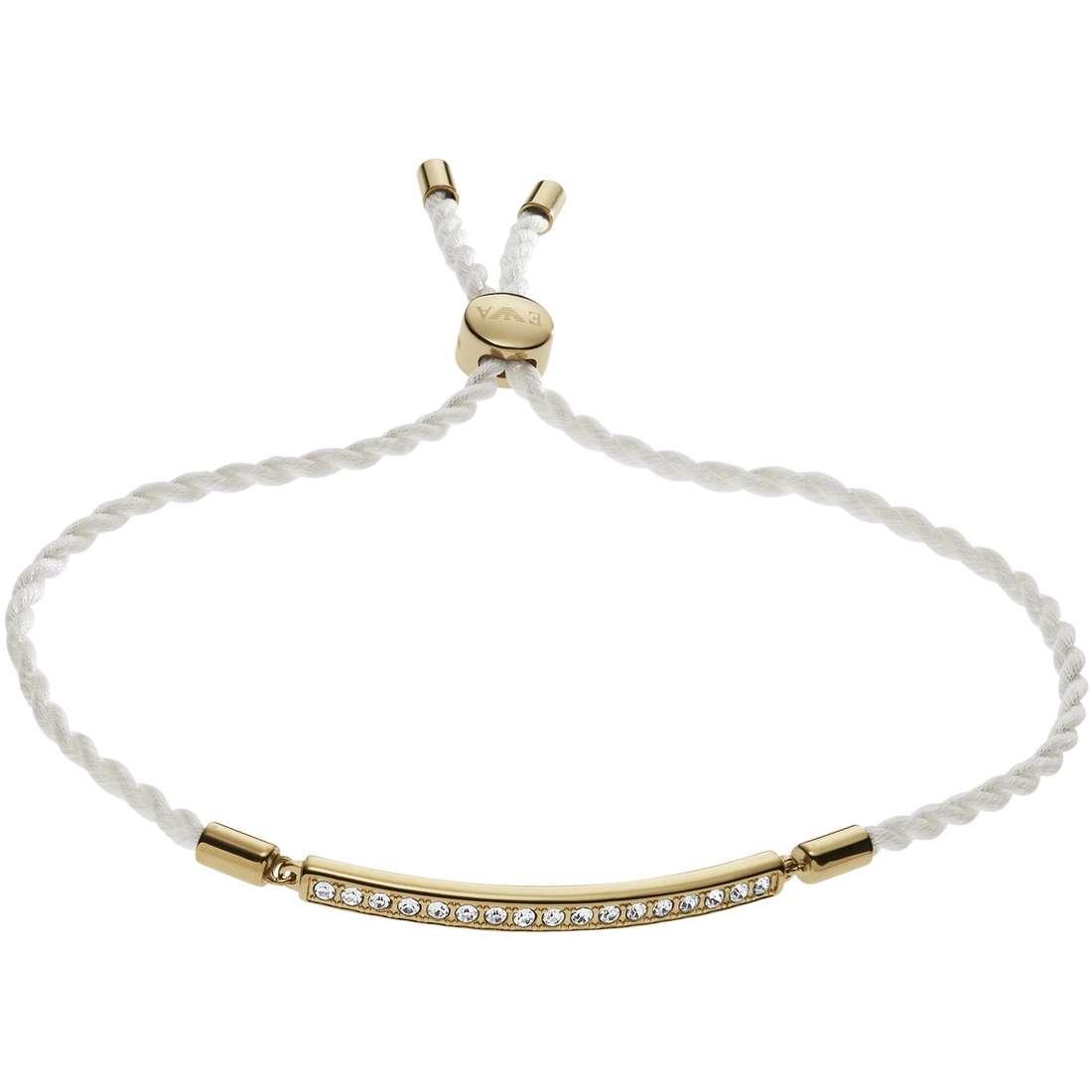 bracelet woman jewellery Emporio Armani Architectural Elegance EGS2192710