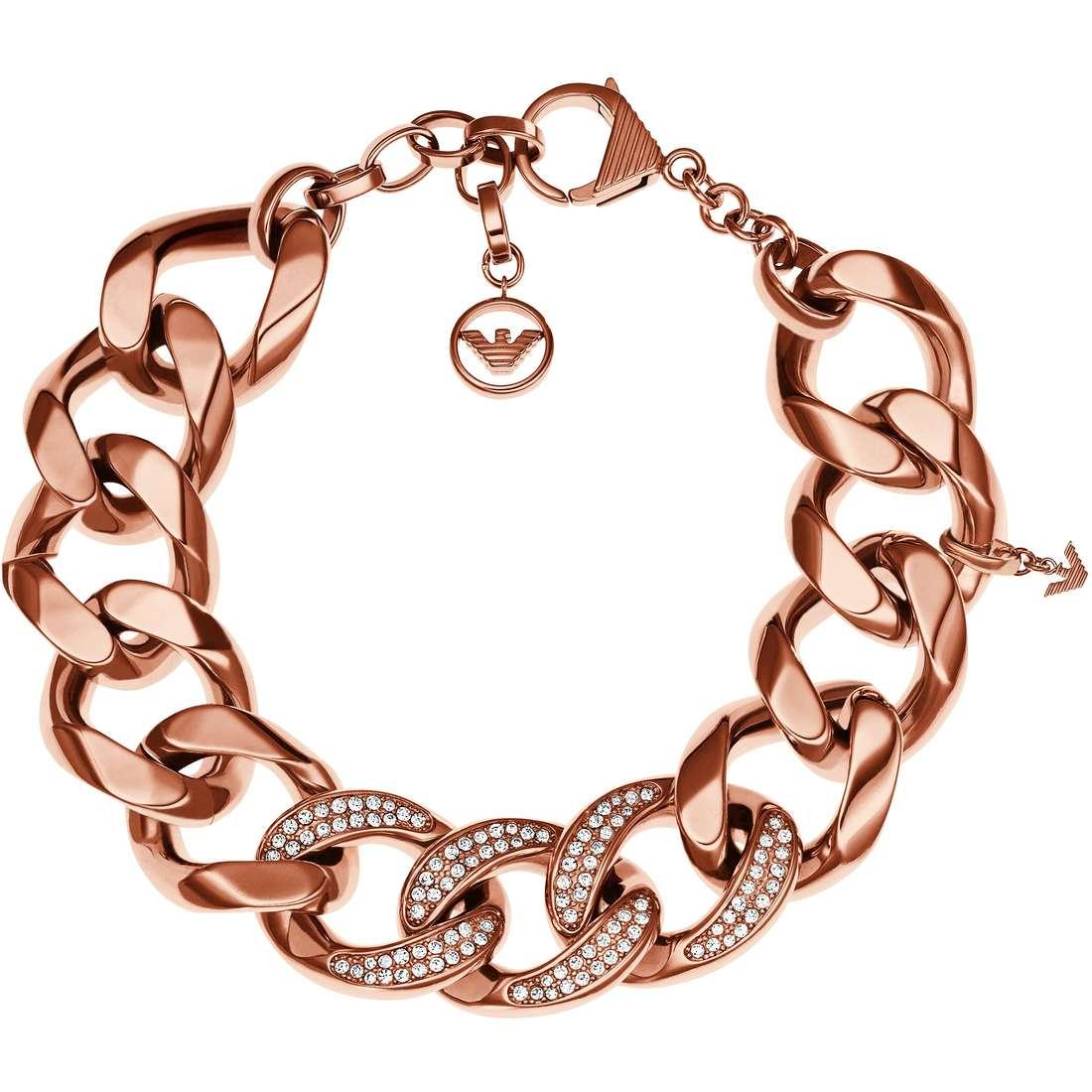 bracelet woman jewellery Emporio Armani Fashion EGS1988221