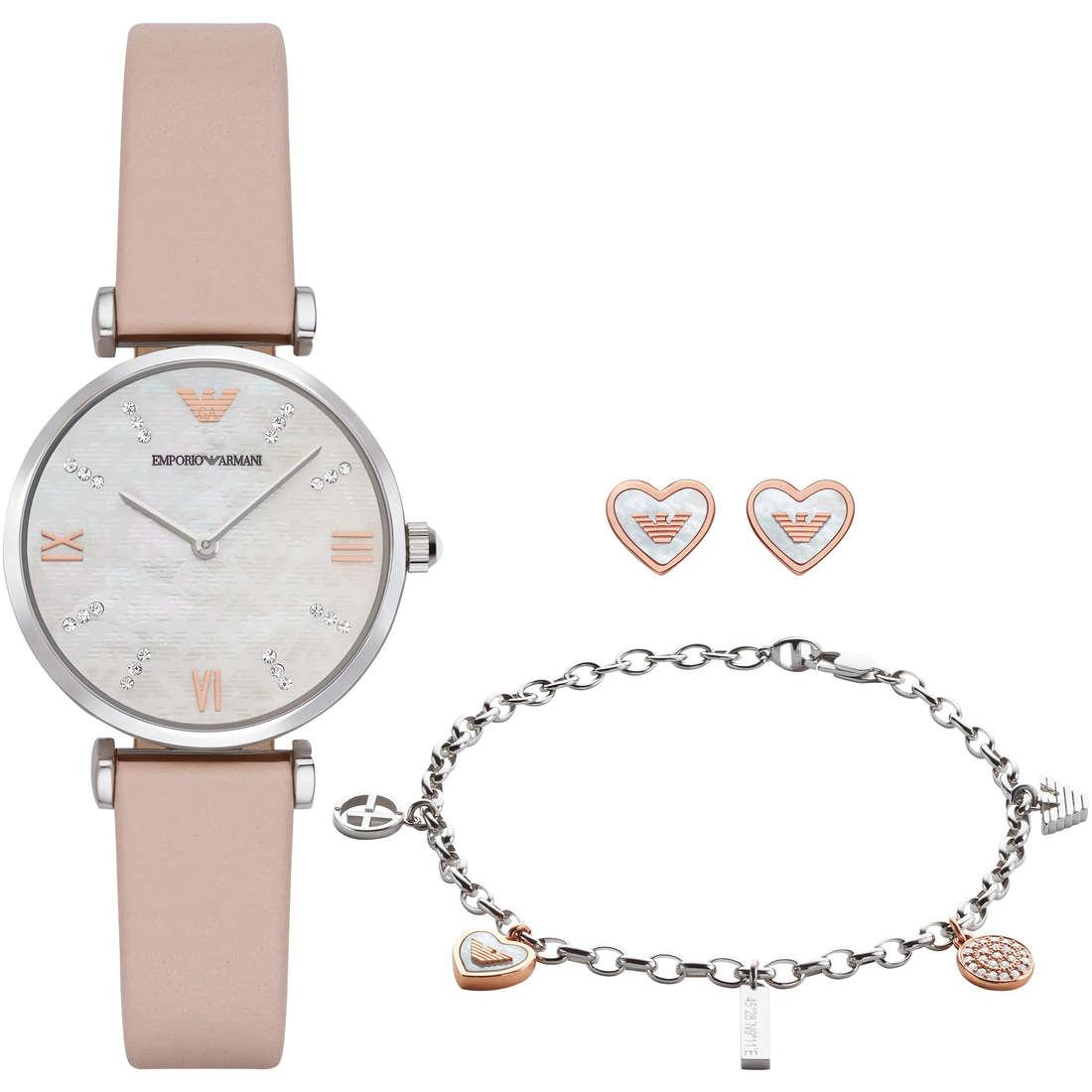 bracelet woman jewellery Emporio Armani Gianni T-Bar AR8039