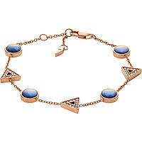 bracelet woman jewellery Fossil Classics JF03012791