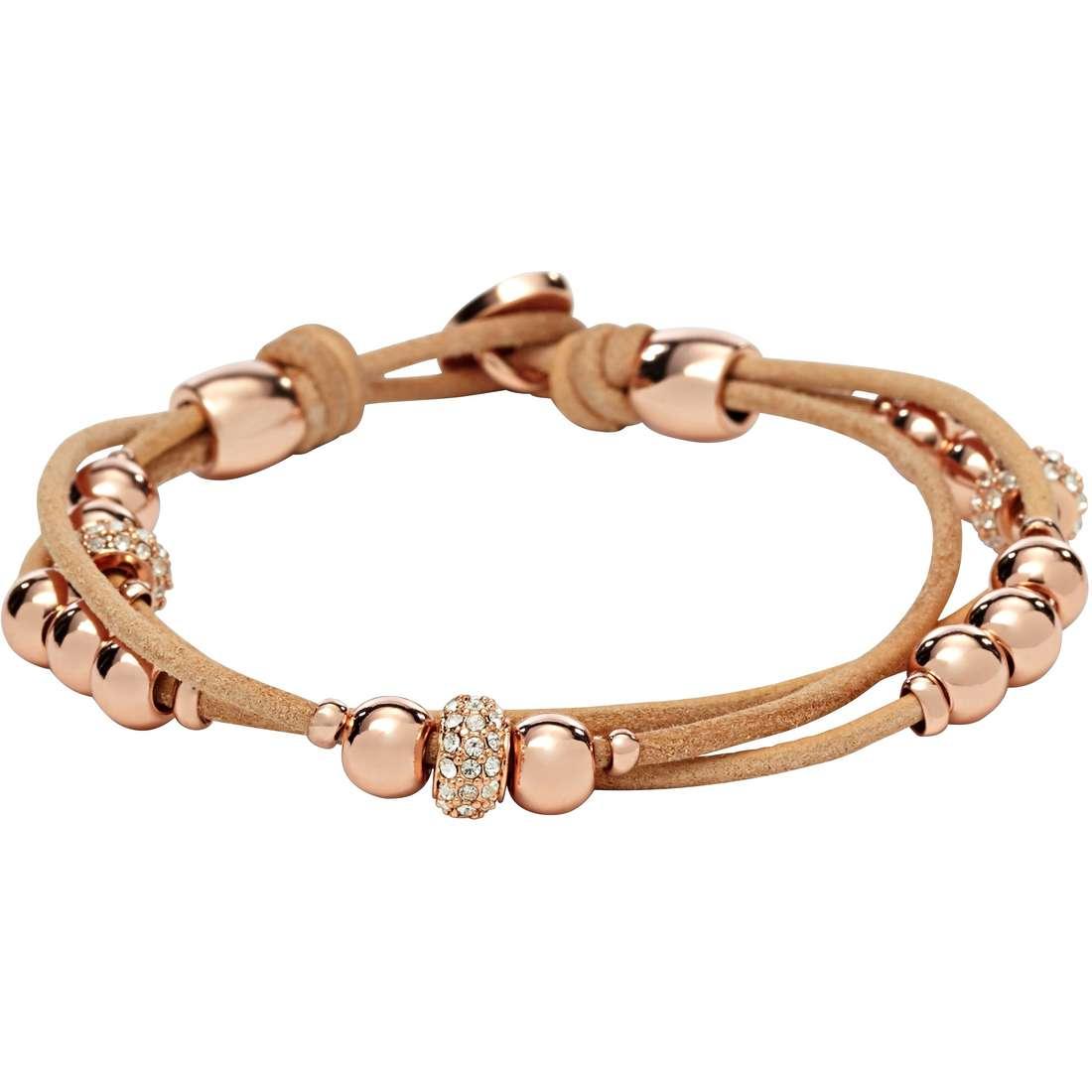 bracelet woman jewellery Fossil Fall 14 JA6539791