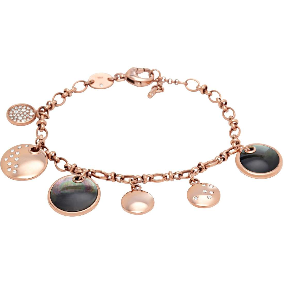 bracelet woman jewellery Fossil Fall 14 JF01416791