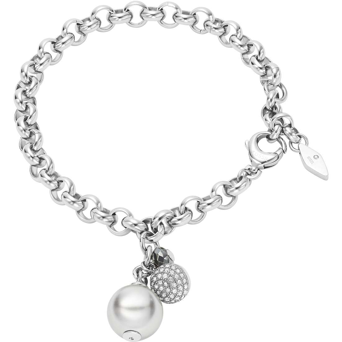 bracelet woman jewellery Fossil Fall 15 JF01978040