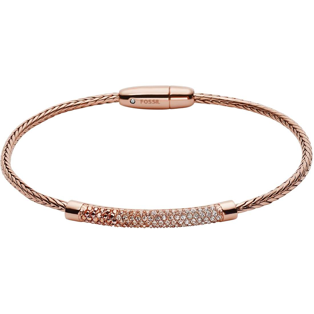 bracelet woman jewellery Fossil Holiday 15 JA6766791