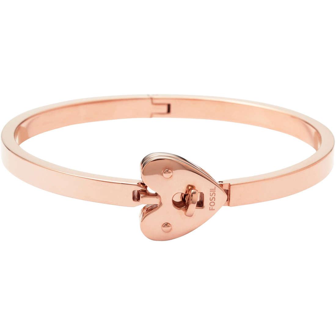 bracelet woman jewellery Fossil JF00381791