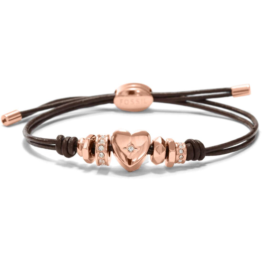 bracelet woman jewellery Fossil JF00651791