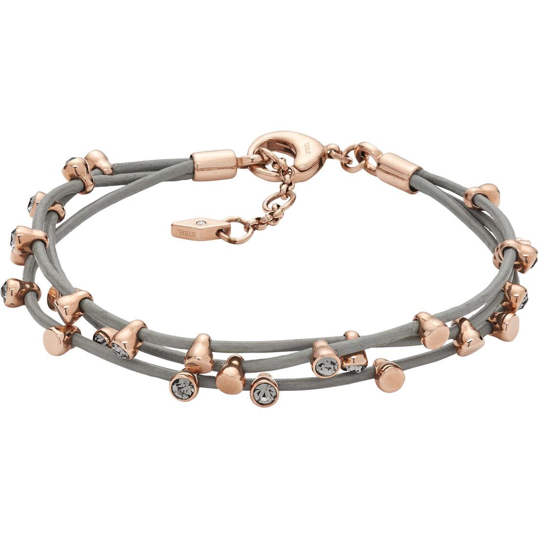 bracelet woman jewellery Fossil JF02531791
