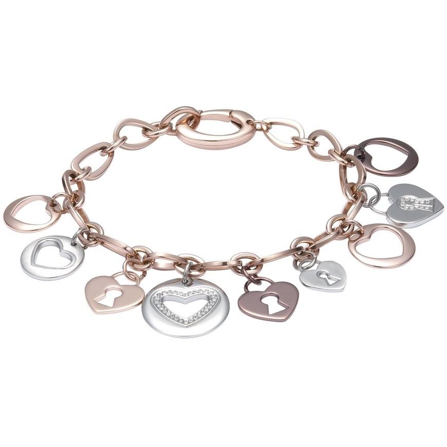 bracelet woman jewellery Fossil JF84085040