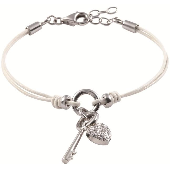 bracelet woman jewellery Fossil JF85029040