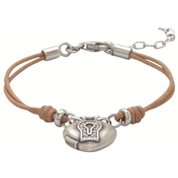 bracelet woman jewellery Fossil JF86877040