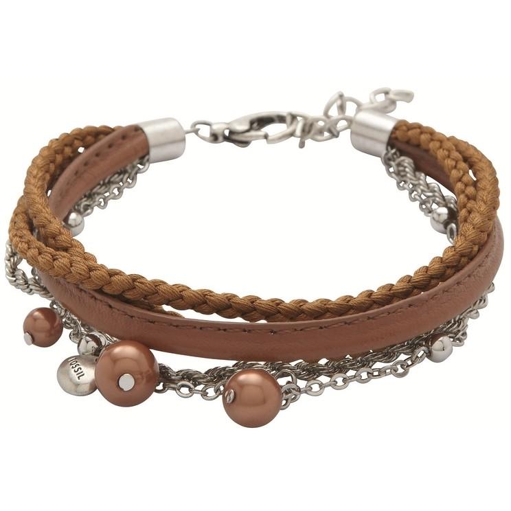 bracelet woman jewellery Fossil JF86996040