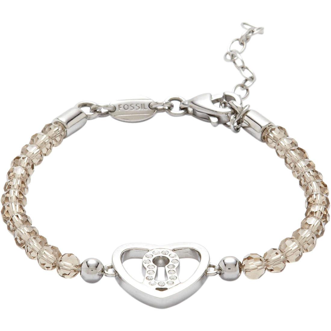 bracelet woman jewellery Fossil JF87256040